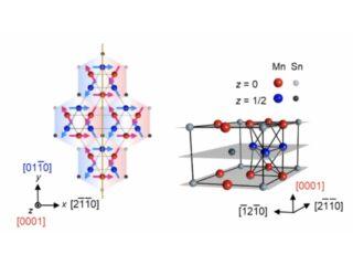 東大ら,反強磁性金属の超高速スピン反転を実証