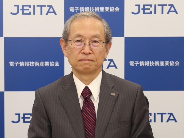JEITA,新会長に東芝CEOの綱川智氏が就任