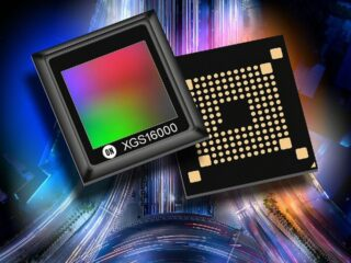 オンセミ,低消費電力1600万画素センサーを発売