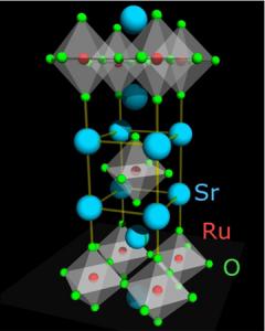 京大,ルテニウム酸化物における超伝導の一次相転移を発見