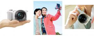 ソニー,レンズ交換式デジタル一眼カメラ「NEX-3N」を発売