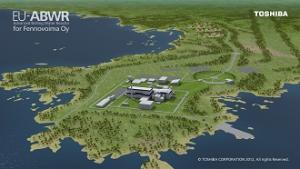 東芝,フィンランド・フェンノボイマ社と原発建設に関する契約交渉を開始