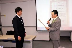 北陸先端科技大日高助教,創造性研究奨励賞を受賞