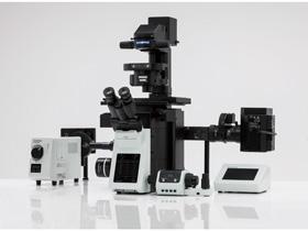 オリンパス,生物顕微鏡用拡張ユニットを発売