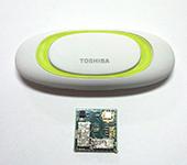 東芝,ヘルスケアサービス用インテリジェントセンサモジュールを開発