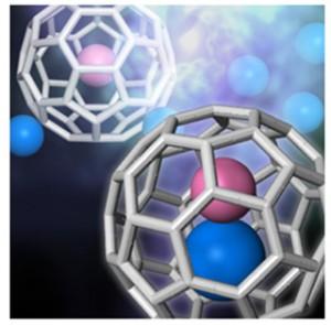 京大、異種原子を同時に内包させたフラーレンの合成に世界で初めて成功