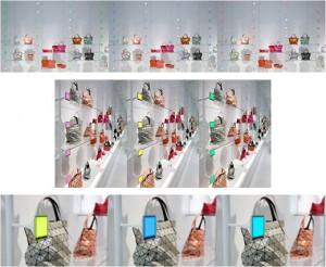 三菱化学の有機EL照明,JPタワー商業施設の店舗に採用