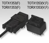 東芝,プラスチックファイバ向け低消費電流光伝送デバイスを発売