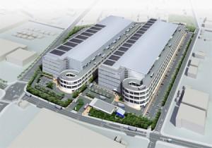SGホールディングス,全国の物流施設を活用し太陽光発電事業を開始