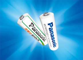 パナソニック、ニッケル水素電池「エネループ」「充電式エボルタ」シリーズを発売