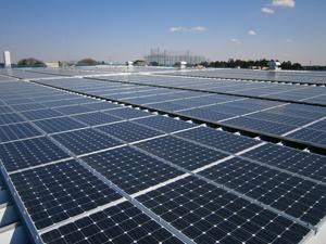 生活クラブ連合会,物流拠点に太陽光発電設備を設置