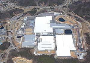 ホンダ,埼玉製作所寄居工場建設に太陽光パネルを設置