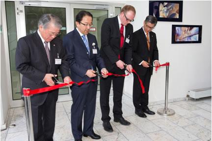 島津製作所,欧州子会社のデモンストレーションラボを大幅に拡充