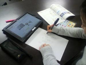 DNP,デジタルペンと紙を活用したハイブリッド学習システムに機能追加