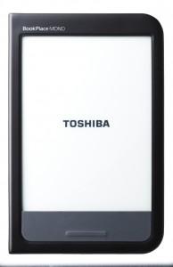 東芝,電子書籍サービスの開始に伴い電子書籍リーダーを発売