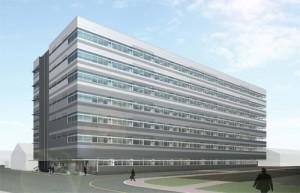 三菱電機,神戸地区「技術棟」を建設