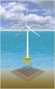 NEDO、洋上風力発電、日本海側でも本格実証へ