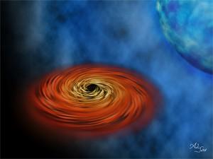 理研など、ブラックホールに落ち込む最後の1/100秒の解明へ