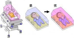 産総研、光環境で早産児の発達を促す「調光型光フィルター」の開発