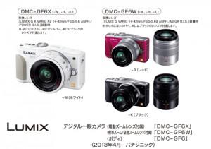 パナソニック,新型ミラーレス一眼レフカメラを発売