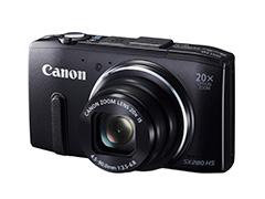 キヤノン,高画質化した動画機能と光学20倍の高倍率ズームレンズを搭載したコンパクトデジタルカメラを発売