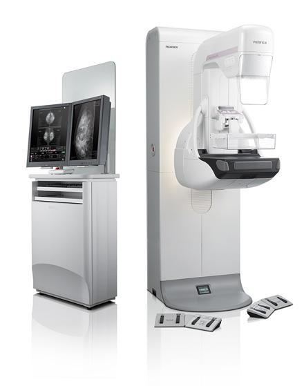 富士フイルム,独自の新方式直接変換型FPDを搭載した乳がん検査用デジタルX線撮影装置を発売