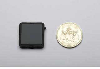 富士通,薄型パソコンやタブレットにも搭載可能な世界最小の非接触型静脈センサを実用化