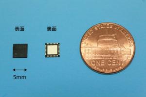 パナソニック,多様なセンサーネットワーク用無線に対応したマルチバンド統合無線技術を開発