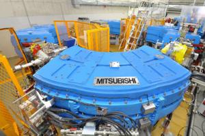 三菱電機,粒子線治療装置の新機能の検証を開始