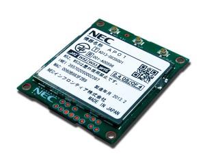 NECインフロンティア,ワイヤレスM2M機器向け3G通信モジュールを販売開始