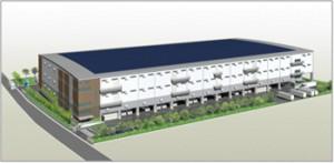 三井不動産,物流倉庫に太陽光発電パネルを設置