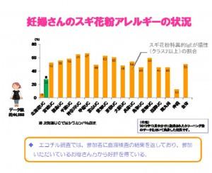北海道における妊婦のシラカンバ花粉アレルギー