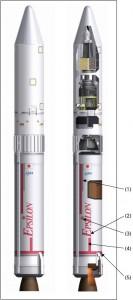 JAXA、イプシロンロケット試験機による 惑星分光観測衛星の打上げ予定を発表