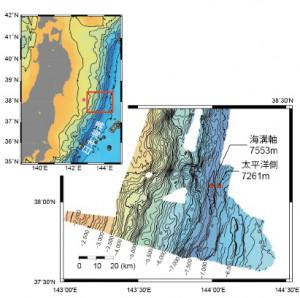 JAMSTEC、日本海溝海底における震災4か月後の環境撹乱状況を確認