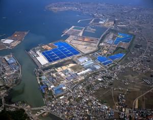 日本製紙と三菱商事,四国最大規模のメガソーラープロジェクトを推進