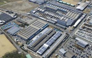 積水ハウス,全工場のメガソーラー6.7MWが発電を開始