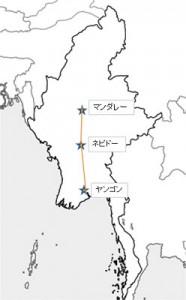 住友商事とNEC,ミャンマー向け通信インフラ構築を受注