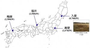 三菱UFJリースと三菱マテリアル,社有地を活用した太陽光発電プロジェクトを開始