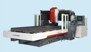 三菱電機,2次元炭酸ガスレーザ加工機の新製品9機種を発売