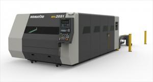 コマツ産機,新型ファイバレーザ加工機「KFLシリーズ」を発売
