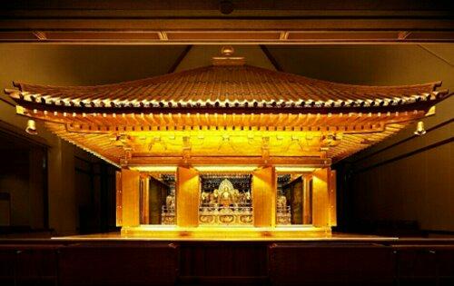 東芝、 中尊寺金色堂 照明改修プロジェクトで日本照明賞を受賞