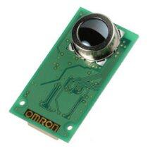 オムロン、ウェハレベル真空封止技術を活用した 人感センサ向け16×16素子MEMS非接触温度センサを開発