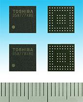 東芝,液晶ディスプレイ向けインタフェースブリッジLSIのパッケージラインアップを拡充