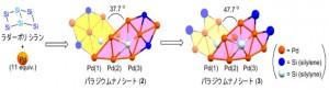 X九大、世界最大のパラジウムナノシート分子の合成に成功