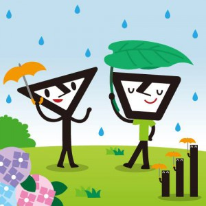KDDI,気象観測情報「ソラテナ」のオンライン提供開始