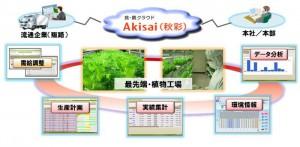 富士通,国内最大級の低カリウム植物工場の実証事業を開始