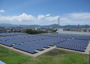 日清紡ホールディングス,徳島事業所にメガソーラーを設置