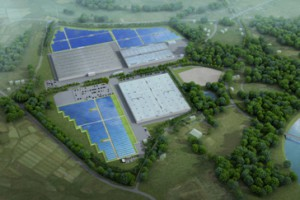 LIXIL,福島県須賀川工場にメガソーラー発電施設を設置