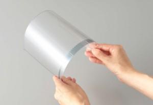 DNP,薄型ディスプレイに対応した静電容量式タッチパネル用電極フィルムを開発