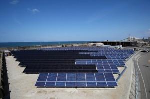 グリーン電源,各社太陽電池パネルの発電状況をWebで公開